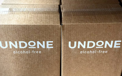 Over 30,000 bottles of UNDONE sold