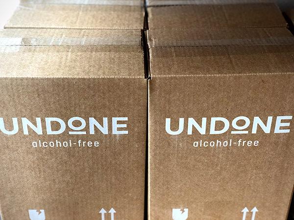 Mehr als 30,000 Flaschen UNDONE bereits verkauft