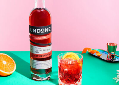 RED VERMOUTH & TONIC UNDONE